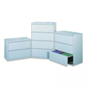 Steelwise 8000 Series Designer Lateral Files