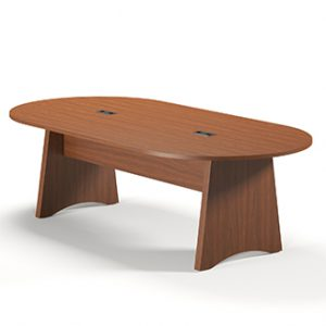 Brighton - Racetrack Conference Table