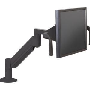 7516 – Monitor Arm with Handled Brackets