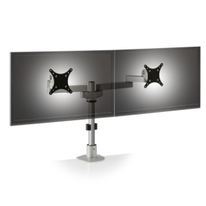 9120-FM - Dual Monitor Pole Mount
