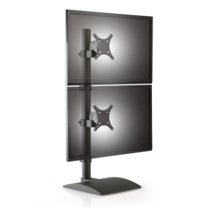 9109-D - Dual Flat Panel Monitor Stand