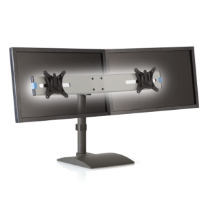 9109-Switch - Freestanding Dual Monitor Stand