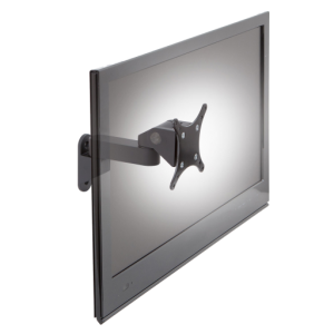 9110-4 – Monitor/TV Wall Mount with 4-Inch Extension Arm