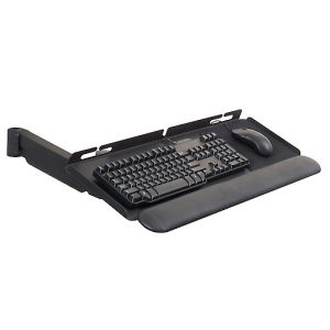 7019-NM - 7000 Series Arm with large keyboard tray
